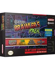 Jaleco Brawler's Pack SNES
