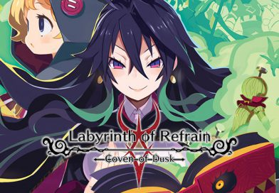 Labyrinth of Refrain: Coven of Dusk Available Now For Nintendo Switch & PS4
