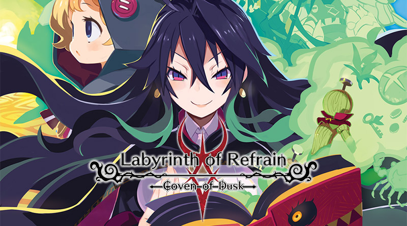 Labyrinth of Refrain: Coven of Dusk Nintendo Switch PS4