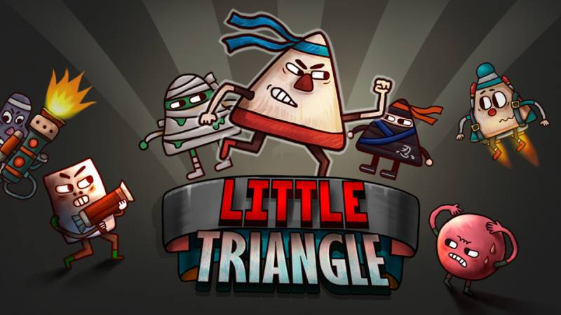 Little Triangle Nintendo Switch