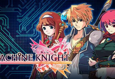 RPG Machine Knight Available Now For Nintendo 3DS