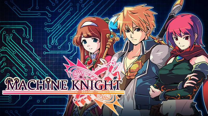Machine Knight 3DS