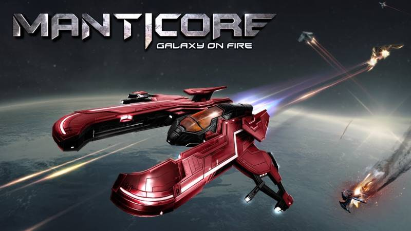 Manticore: Galaxy on Fire Nintendo Switch