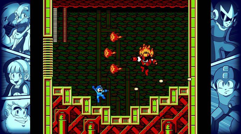 Mega Man Legacy Collection 2 Nintendo Switch