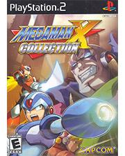 Mega Man X Collection PS2