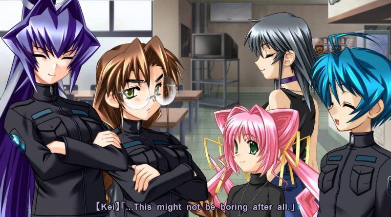 Muv-Luv Unlimited PS Vita