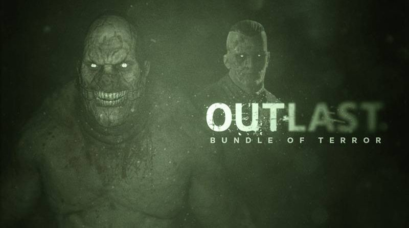 Outlast Outlast 2 Bundle of Terror Nintendo Switch