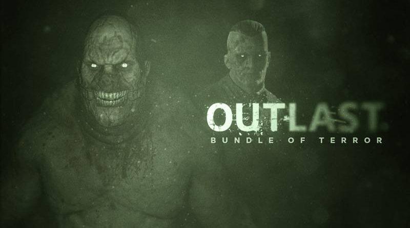 Outlast Outlast 2 Bundle of Terror Nintendo Switch
