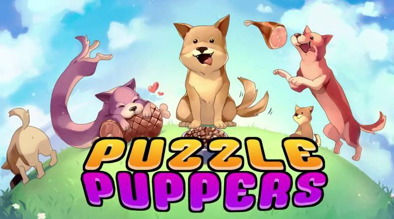 Puzzle Puppers Nintendo Switch
