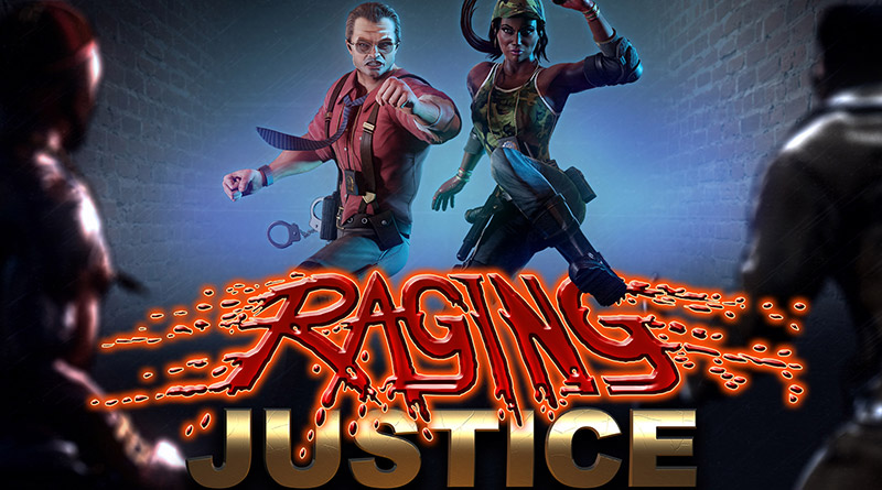 Raging Justice Nintendo Switch