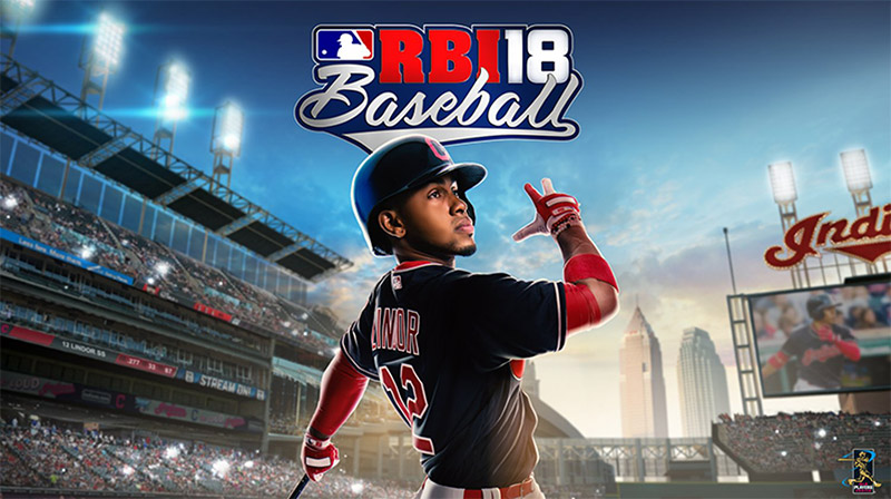 R.B.I. Baseball 18 Nintendo Switch