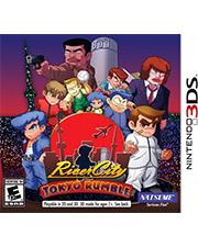River City: Tokyo Rumble 3DS