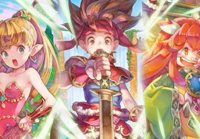 Secret of Mana Available Now For PS Vita & PS4