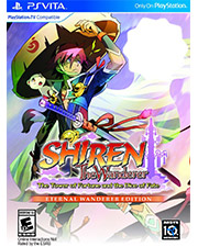 Shiren the Wanderer: The Tower of Fortune and the Dice of Fate [Eternal Wanderer Edition] PS Vita