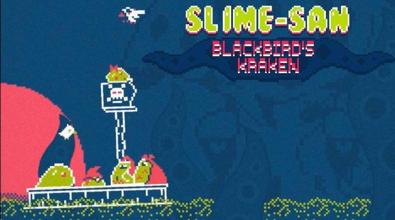 Slime-san Blackbird's Kranken Nintendo Switch