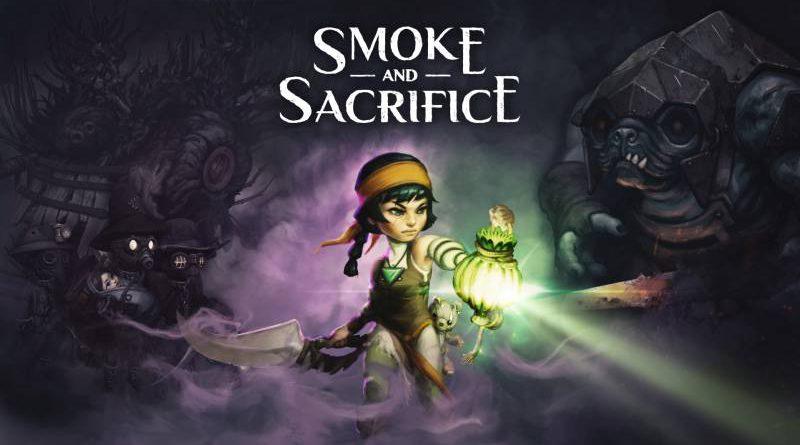 Smoke and Sacrifice Nintendo Switch