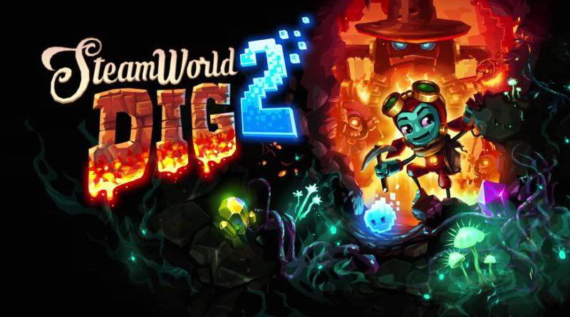 SteamWorld Dig 2 Nintendo 3DS