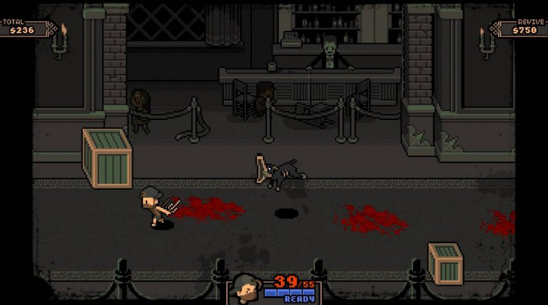 Streets of Red: Devil's Dare Deluxe Nintendo Switch PS4