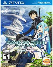 Sword Art Online: Lost Song PS Vita