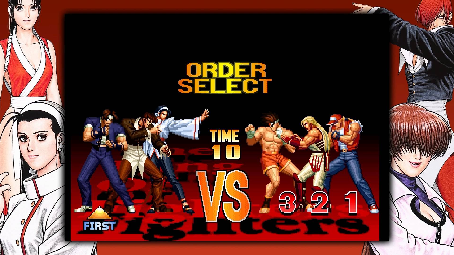 The King Of Fighters 97 Global Match Coming To Ps Vita Ps4 In