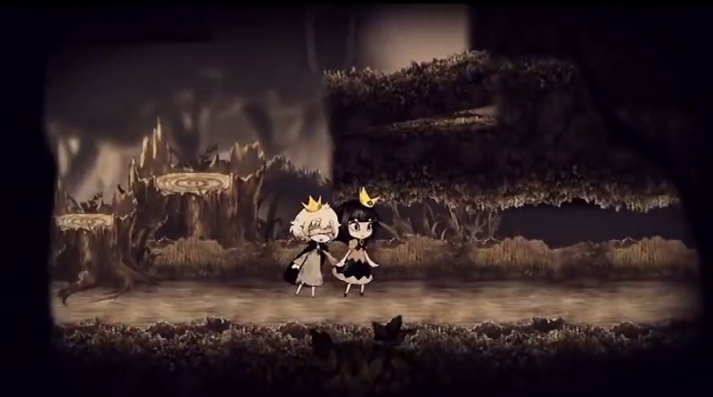 The Liar Princess and The Blind Prince PS Vita PS4 Nintendo Switch