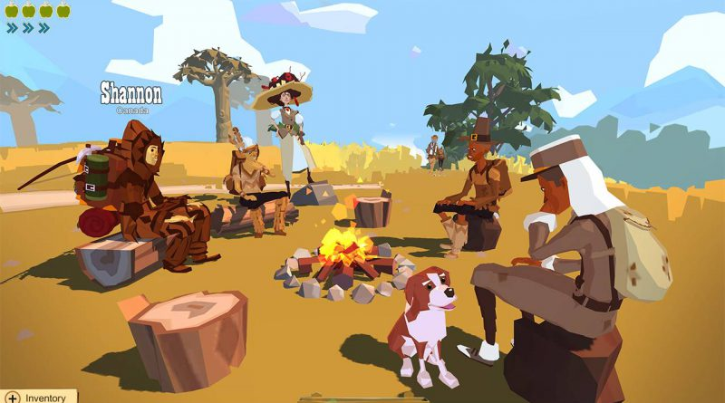 The Trail: Frontier Challenge Nintendo Switch