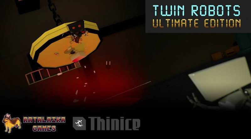 Twin Robots: Ultimate Edition Nintendo Switch