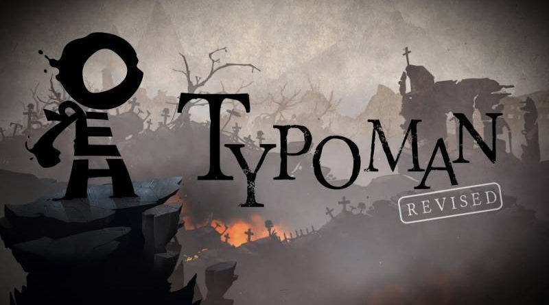 Typoman Nintendo Switch