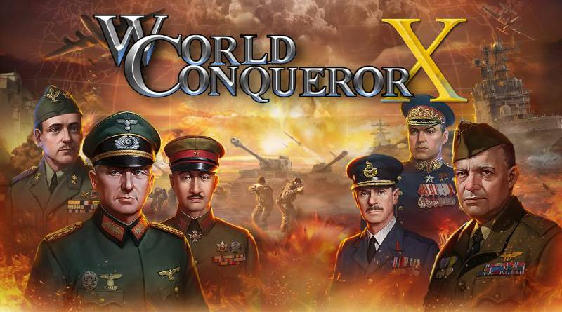 World Conqueror X Lands On Nintendo Switch On March 8, 2018