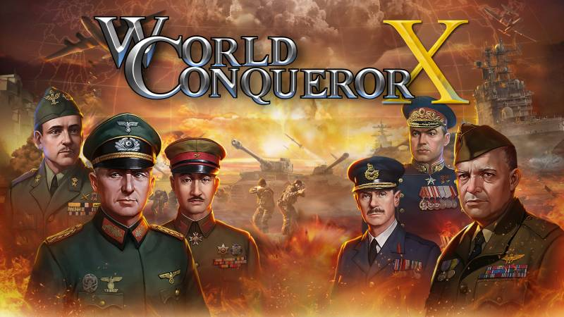 World Conqueror X Nintendo Switch