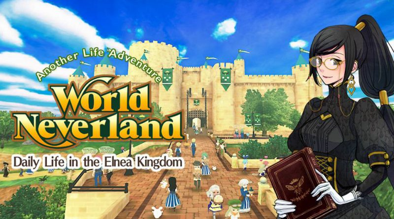 WorldNeverland: Elnea Kingdom Nintendo Switch