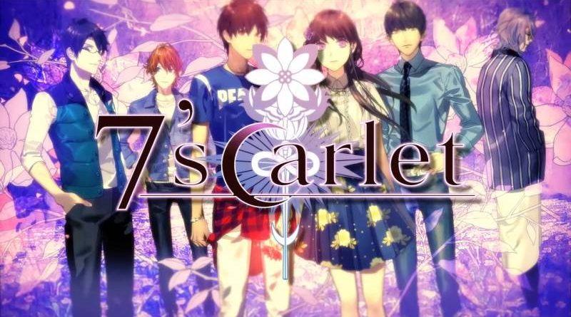 7'sCarlet PS Vita