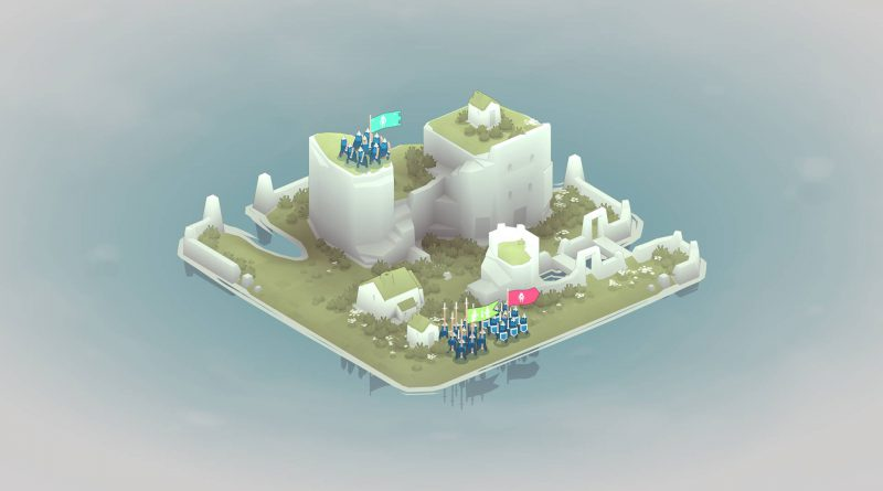 Bad North Nintendo Switch