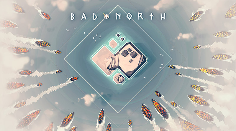 Bad North Nintendo Switch
