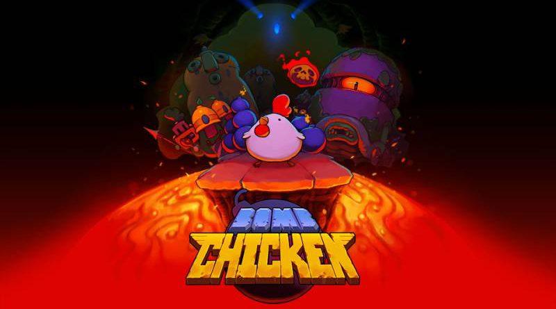 Bomb Chicken Nintendo Switch