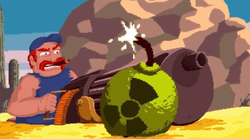 Bombslinger Nintendo Switch