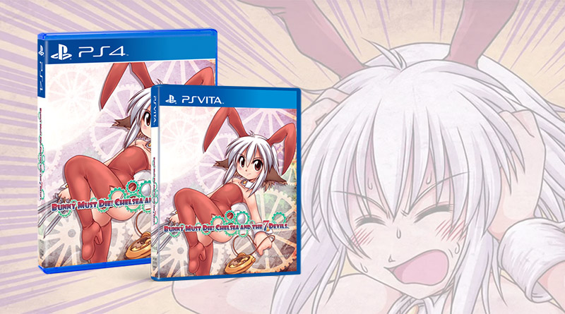 Bunny Must Die! Chelsea and the 7 Devils Gets English Physical Release On March 31, 2018