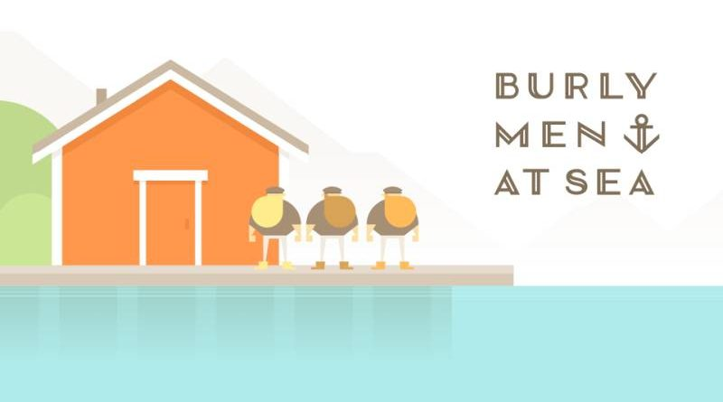 Burly Men at Sea Nintendo Switch