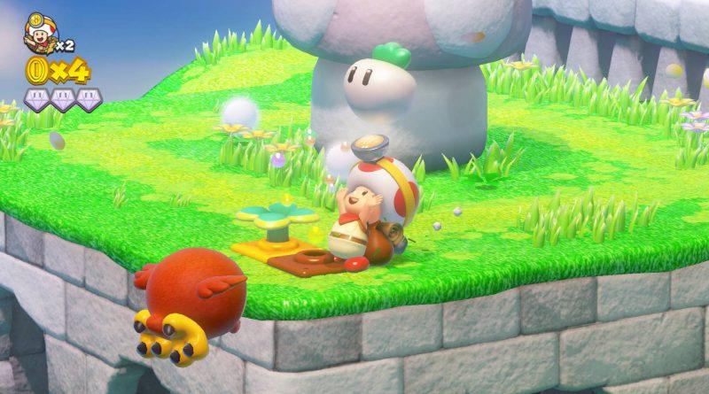 Captain Toad: Treasure Tracker Nintendo Switch 3DS