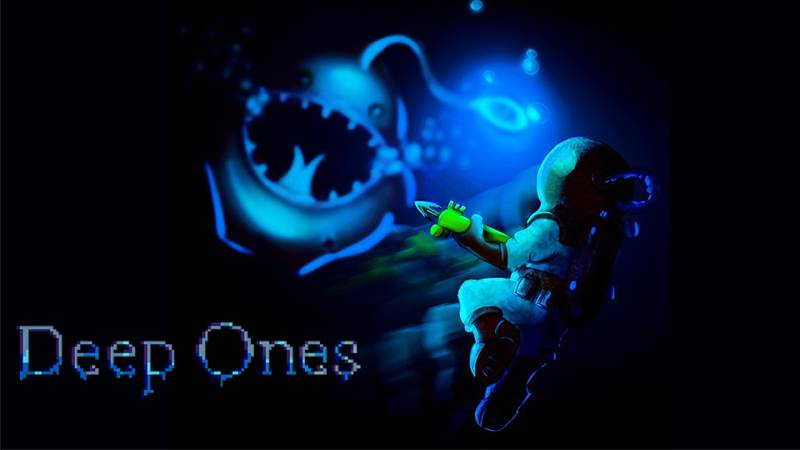Deep Ones PS Vita