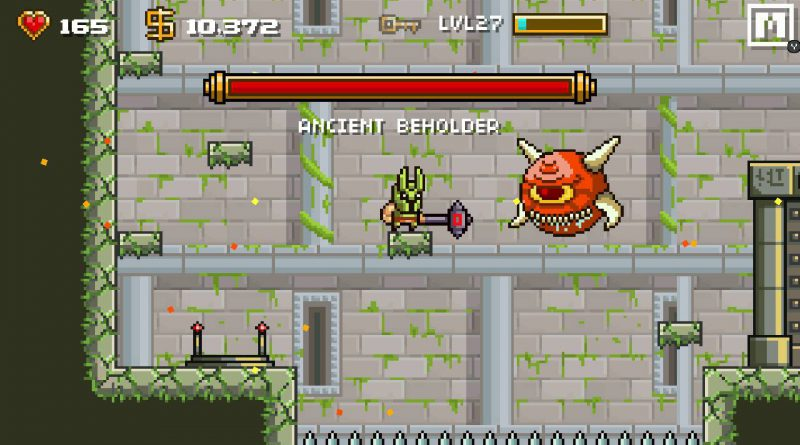 Devious Dungeon PS Vita PS4 Nintendo Switch