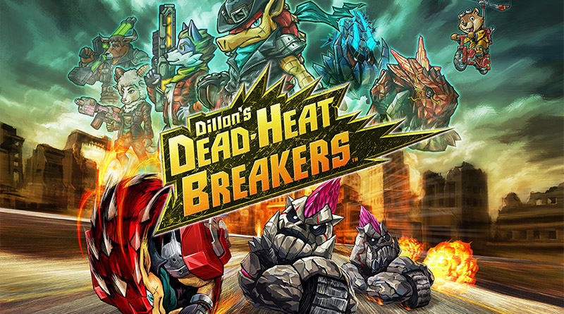 Dillon's Dead-Heat Breakers Nintendo 3DS
