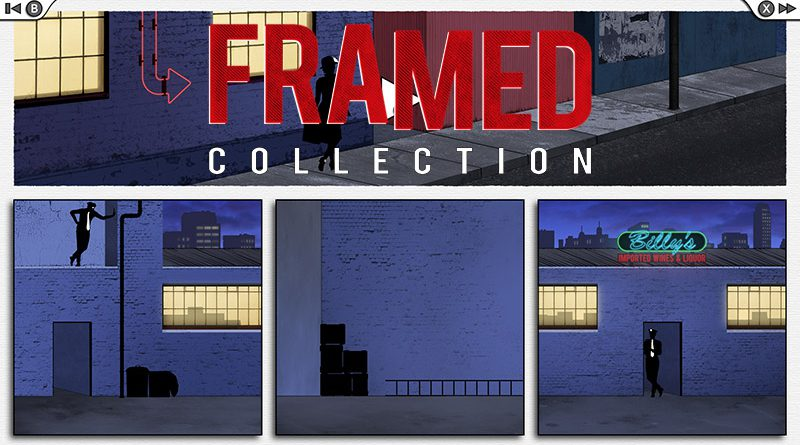 Framed Collection Nintendo Switch