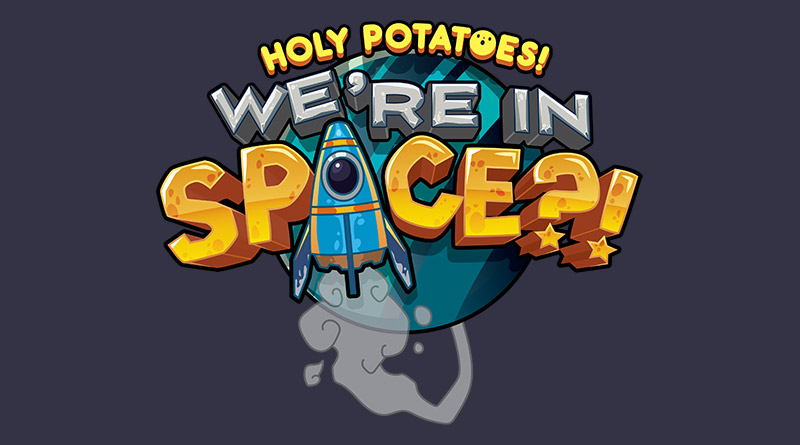 Holy Potatoes! We're in Space?! Nintendo Switch PS4
