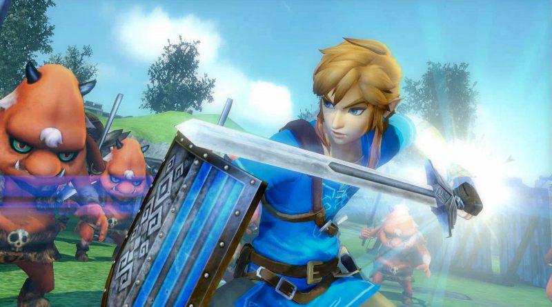 Hyrule Warriors: Definitive Edition Nintendo Switch