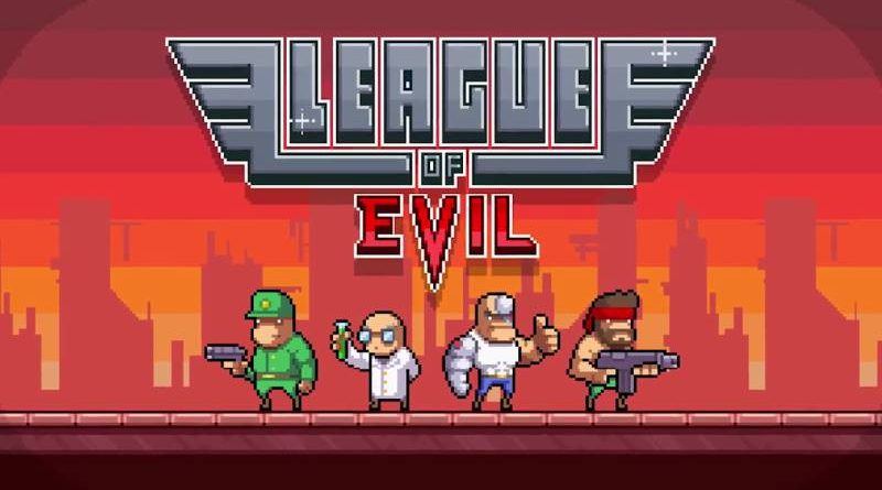 League of Evil PS Vita PS4