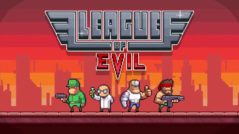 League of Evil PS Vita