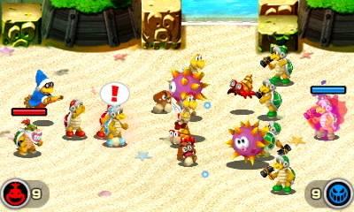 Mario & Luigi: Bowser's Inside Story + Bowser Jr.'s Journey Nintendo 3DS