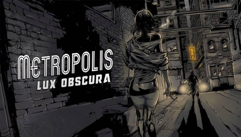 Metropolis: Lux Obscura PS Vita