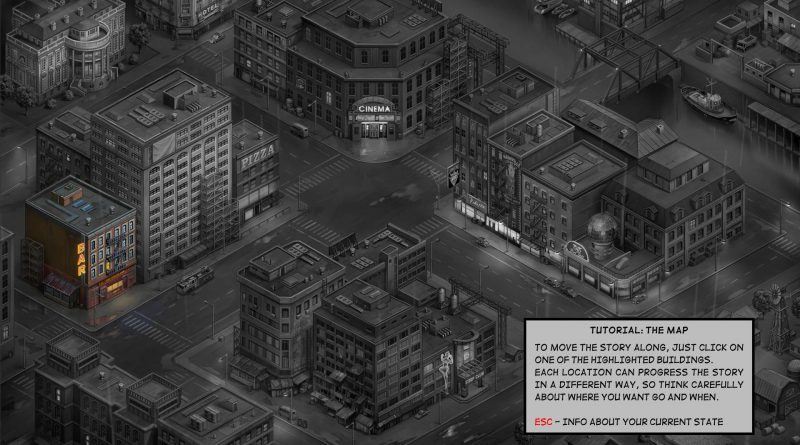 Metropolis: Lux Obscura PS Vita PS4 Nintendo Switch XBox One